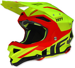 UFO Diamond Neon Yellow - Red
